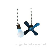 Ceiling Fan Pull Chain Set (Bronze) - B00M4LFM4W