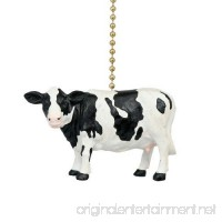 Holstein Farm Cow Ceiling Fan Pull by Clementine Design - B007JL4W0W