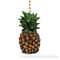 Hospitality Fresh Pineapple Ceiling Fan Pull - B001KYQU4U