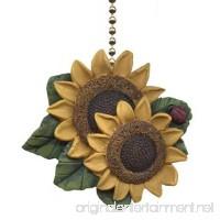 Sunflower Ladybug Floral Kitchen Ceiling Fan Light Pull - B001OLA35G