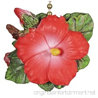 TiKi Tropical Hibiscus Flower DeCoR Fan Light Pull - B000SM7GNE