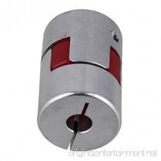 CNBTR D20L30 Anti-oil 6mmx8mm Absorb Vibration CNC Plum Coupling Shaft Coupler - B01DOY0TAY
