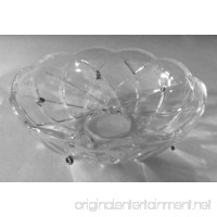 Set OF 5 Asfour Chandelier Crystal 30% Lead Crystal Bobeche Bobache Lamp Chandelier Parts Cups - B010GSU320