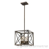 Acclaim Lighting IN21121ORB Brooklyn Indoor 4-Light Pendant Oil Rubbed Bronze - B01J27ZZK6