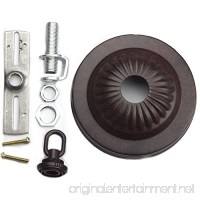 Canopy Kit Old Bronze Hard-Wire Assembly - B06XW283F7
