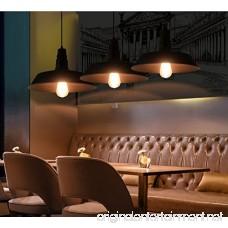 Industrial Pendant Lighting FadimiKoo E26 E27 Base Vintage Kitchen Hanging Light Fixtures Edison Simplicity Lamp Fixture - B0798BBWP2