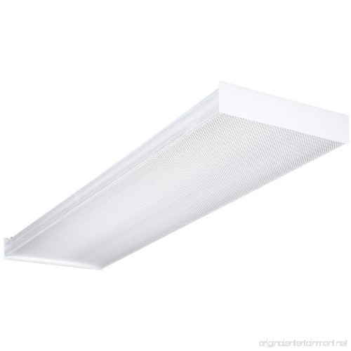 Lithonia Lighting Fluorescent Square 4 Lamp 4 Feet 120V