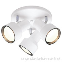 Westinghouse 66326-00 66326 Three-Light Multi-Directional Ceiling Fixture - B00002N5CL