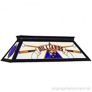 44 Billiard Light with Kd Frame - Blue - B003XZ4370