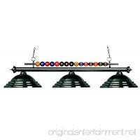 Z-Lite Shark 170 Billiard/Island Light - B0037KD39A