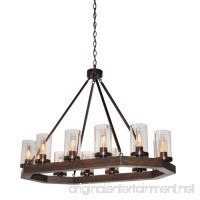 "Artcraft Lighting Jasper Park 38"" Island Light  Bronze - B017L2NJS4"