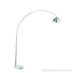 Coaster Contemporary Chrome Arched Floor Lamp - B00RHJIVLW
