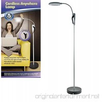 Cordless Portable Battery-Operated LED Take It Anywhere Reading Floor Lamp - B01N1V2BJY