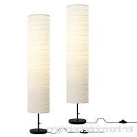 Ikea Floor Lamp  46-inch  White (White  2) - B00TU423N4