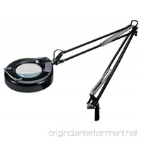 V-LIGHT Magnifying Lamp Task Lamp  Black (VS103B5) - B0713ZLFDM