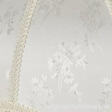 Cream Scallop Dome Lamp Shade 6x17x12x11 (Spider) - B0000DI2PL