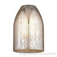 Mercury Bowl/Dome Glass Shade - B01LAYS5JC