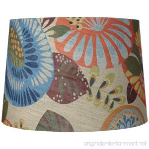 Tropic Drum Shade 14x16x11 (Spider) - B00H6K7QEK