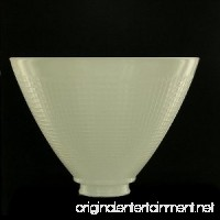 Upgradelights 8 Inch Glass Floor Lamp Reflector Shade Glass Lamp Glass - B002UJWN3G