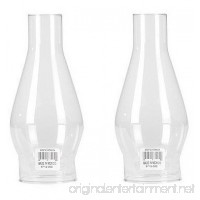 WESTINGHOUSE LIGHTING 83062 Clear Fix Shade  7-1/2-Inch - 2 Pack - B00MSWEZTK