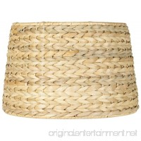 Woven Seagrass Drum Shade 10x12x8.25 (Spider) - B004F761P2