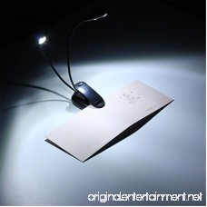 2W 4LED Led Stand Reading Lamp Clip ON LED Lamp For Music Stand And Book Reading Ledmusic Clip Lamp 5V - B07FFLN8R6