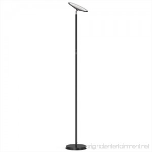 VAVA LED Torchiere Floor Lamp for Living Room - B071XTB3CY