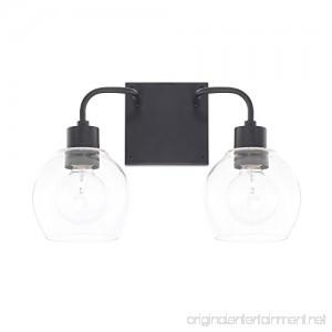 Capital Lighting 120021MB-426 Two Light Vanity - B075VBLXFN
