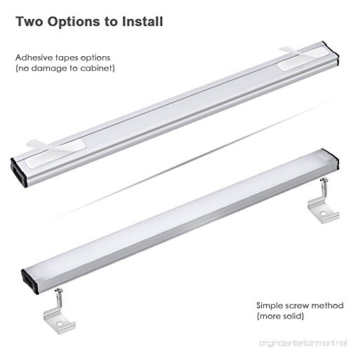 Led Under Cabinet Lighting Touch Control Dimmable Under