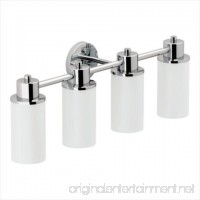 Moen DN0764CH Iso 4 Globe Bath Light  Chrome - B0053H6AT0