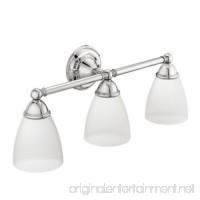 Moen YB2263CH Brantford Bath Lighting  Chrome - B00GUGTDQA