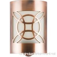 GE LED CoverLite  11332  Oil-Rubbed Bronze Finish  Plug-In  Auto Night Light  Light Sensing  Dusk to Dawn Sensor  Energy-Efficient - B007S848SW