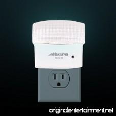 Maxxima MLN-50 5 LED Night Light With Dusk to Dawn Sensor 25 Lumens Plug In (Pack of 2) - B0030CDEEY