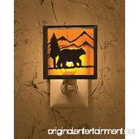 Park Designs Lodge Night Light - B003TT1FEE