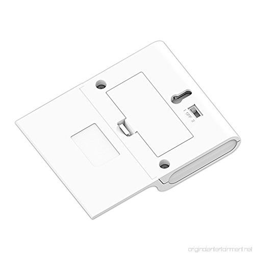 Led Wall Pack Installation: BrightOutlets Rectangle Battery Powered Motion Sensor LED