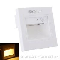 Fashionwu 85-265V LED Footlight with Light Sensor & Human Body Induction Decoration - B07CHLFDQQ