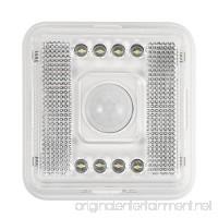 Ouyilu Auto Lighting Super White Sensitive Freely White Staircases LED Light - B0778G2ZNF