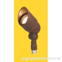 Corona Lighting CL-505-BZ 50W Low Voltage Mini Aluminum Bullet Directional Light w/360° Rotatable Shroud - Bronze - B0074K4DJS