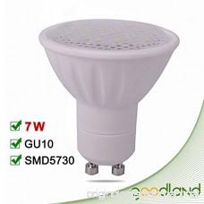 Goodland's Ceramic LED Spotlight- SMD5730 LED Bulb LED Spot Light (GU10 110V - 1Pack Soft White -2700K) - B01LC6PWYE