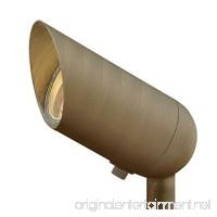 Hinkley Landscape Lighting Matte Bronze Cast Spot Light – Spotlight Important Landscape Features and Increase Home Security  50 Watt Maximum Spot Light  Matte Bronze Finish  1536MZ MR16 - B00413HVOU