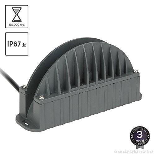 10W 12-24V LED Window Frame Garage Door Light For