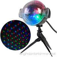 AppLights 49658 LED Sparkling Stars-61 Programs Spot Light Projector - B075V95JH6