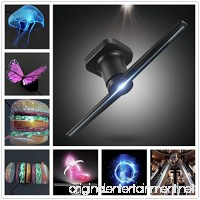 DSstyles Portable LED Holographic Projector Hologram Player 3D Holographic Display Fan Unique Hologram Projector Advisement Player - B07D27FG22
