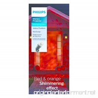 Philips Halloween Motion Projector with LED Bulbs - Red & Orange - B077CTSJZQ