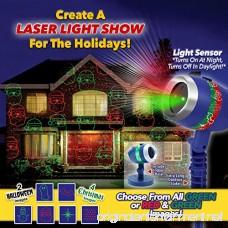 Star Shower Laser Magic by Laser Outdoor Lights for an LED Laser Light Show (1 Pack) - B076XGTJZD
