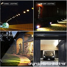 15W LED Flood Light IP65 Waterproof 1125lm 100W Halogen Bulb Equivalent Outdoor Super Bright Security Lights 3000K Warm White Floodlight Landscape Wall Lights - B019NZWI8O