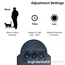 eTopLighting Super LED Solar Motion Light Outdoor Waterproof Garden Lamp Ultra Bright Detector Security Light APL1273 - B018JD2W9G