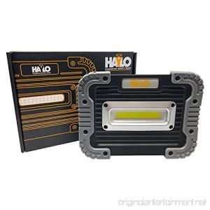 HAYLO Big Block Utility Floodlight- 500 Lumen Portable Work/Flood Lamp (1 Pack) - B07B9H2NDD