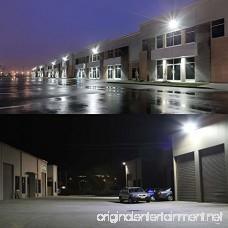 LE 50W 4000lm Super Bright Outdoor LED Flood Lights Daylight White 6000K 150W HPSL Equivalent Waterproof Security Lights Indoor & Outdoor Floodlight. (No Plug) - B074BRK6SK