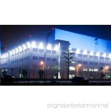 LED Flood Light Chunnuan 200W 17000LUMEN 6000-6500K (Cold White) IP65 Waterproof Outdoor Security Lights Garden Landscape Spot Lamp Super Bright Floodlight 110v - B078H5RXMK